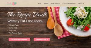 Recipe Vault