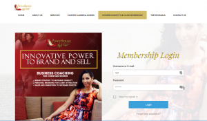Powerhouse Style Club Membership